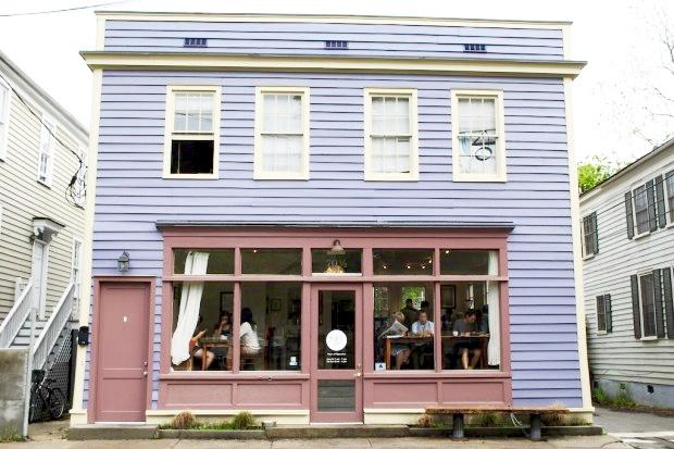 Charleston, South Carolina: Cocktails & Coffee