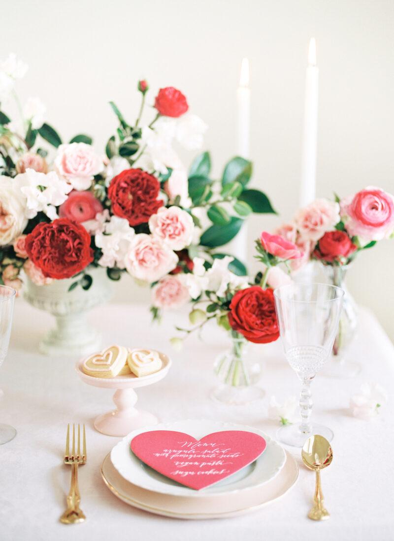 Valentine's Day Party Inspiration
