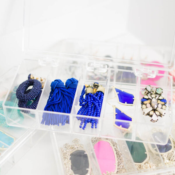 How I Organize My Jewelry  for Small Space Living