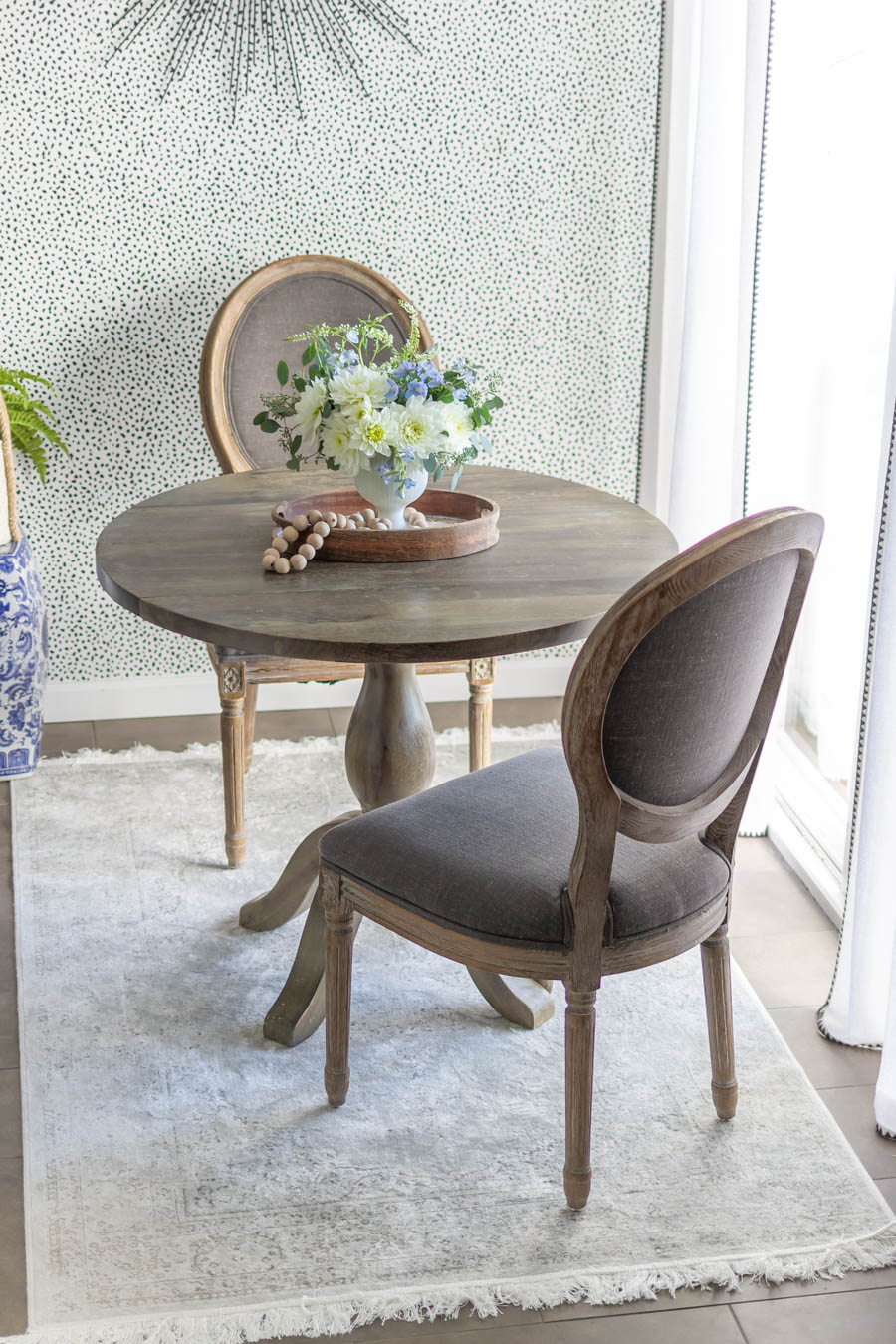 Dining Nook Reveal   A Married Adventure